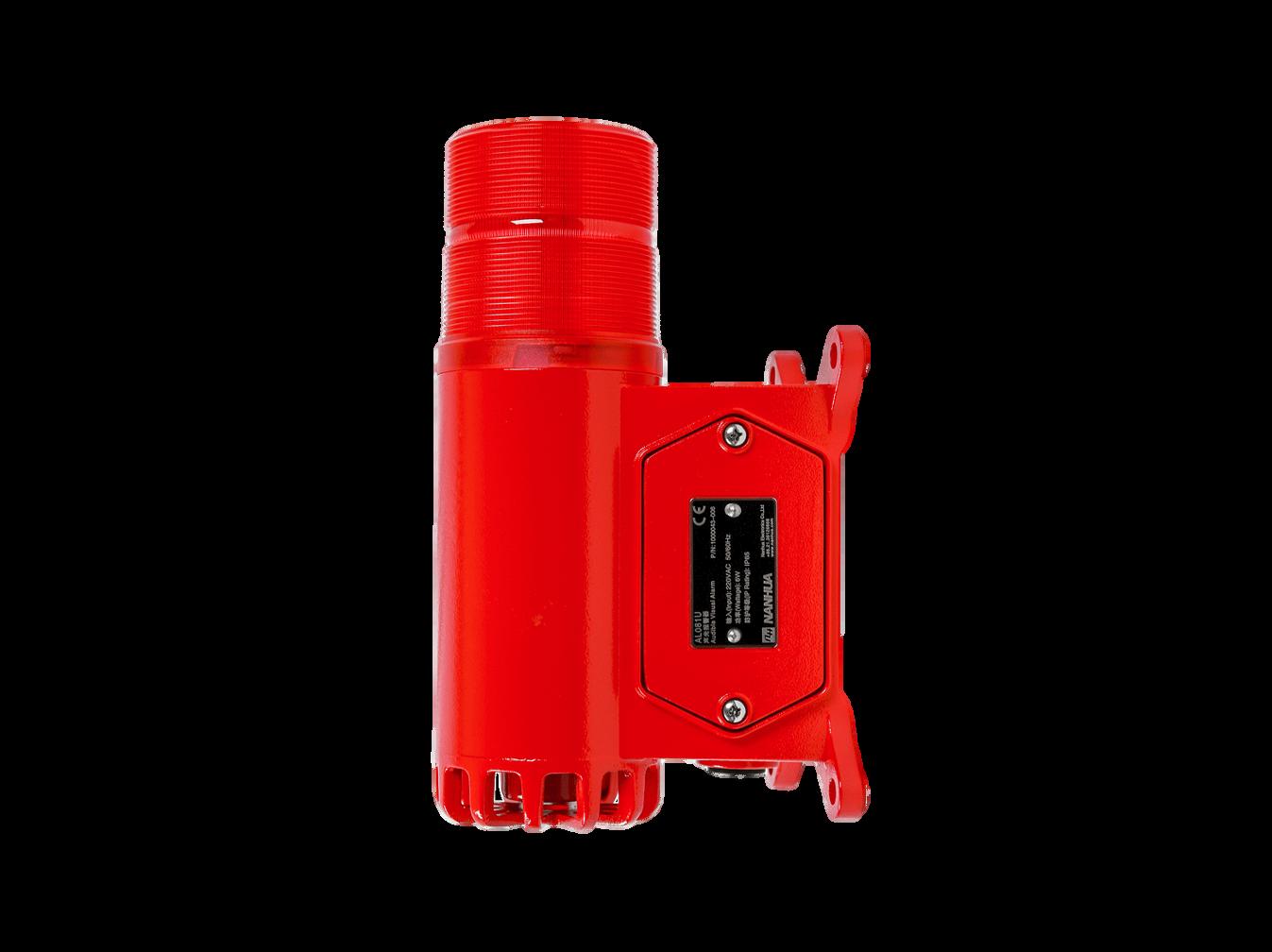 BC-8 Lichtbaken met Sirene