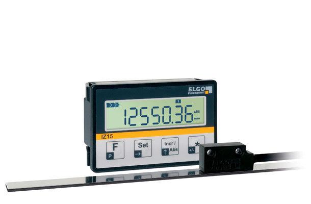 IZ15E-001-4-00.3-0 Lengte meet systeem