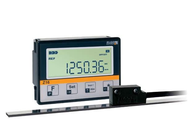 IZ16E-000-1-1.00-0 ELGO Lengte Meet Systeem