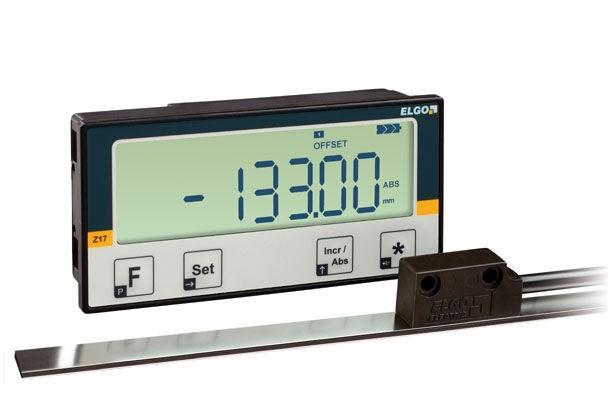 IZ17E-000-2-0.50-1 ELGO Lengte Meet Systeem
