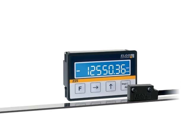 Z25-000-024-0 Single Axis Postion Indicator